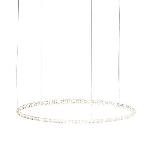 Rotaliana Squiggle H3 LED, gold