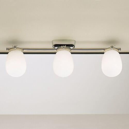 Milan Bano Wand-/Deckenleuchte, 2 bis 5 Strahler, 3 Strahler