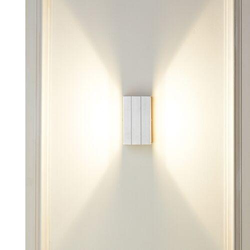 Milan Paral.lel Wandleuchte für Halogenlampen, kleine Ausführung