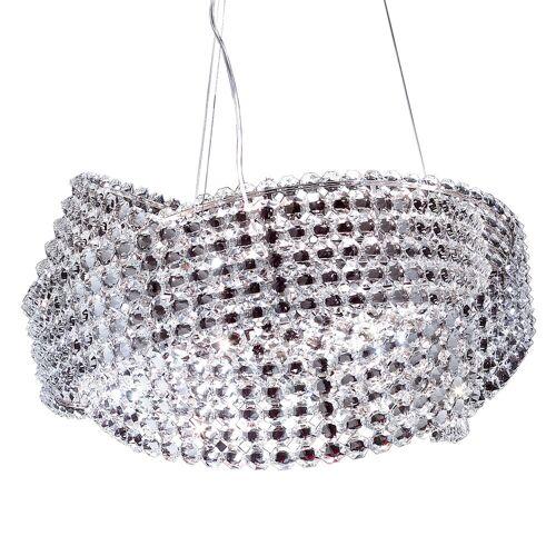 Marchetti Diamante 65 Pendelleuchte, kristall