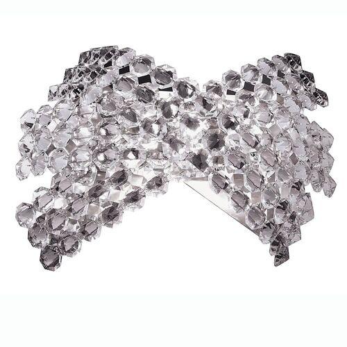 Marchetti Diamante 3 Wandleuchte, kristall