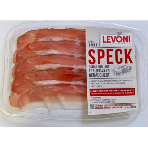 Levoni Speck 80g Packung 384