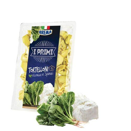 Brema Group Tortelloni ricotta e spinaci 12/KT