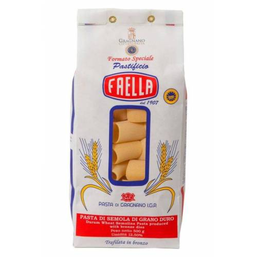 Faella Paccheri 500g 20/KT
