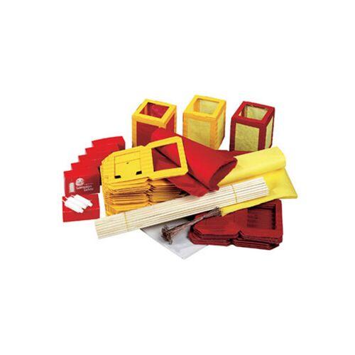 Betzold Laternen-Riesen-Set 2, für 50 quadratische Laternen