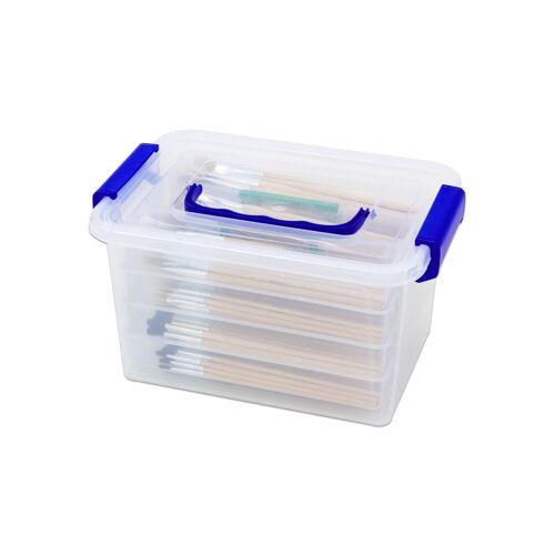 PRiMO Pinselbox mit 192 Pinseln