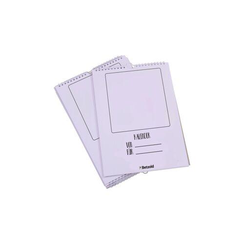 Betzold Bastelkalender, 10 Stück