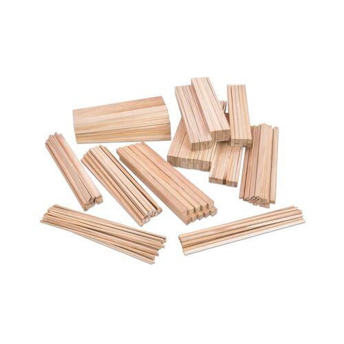Betzold Holzstücke, 194 Stück