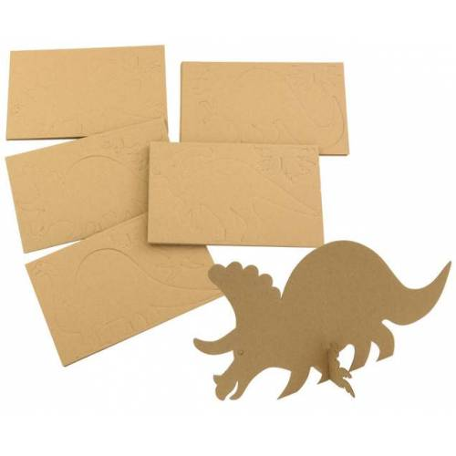 Roylco Papp-Dinosaurier