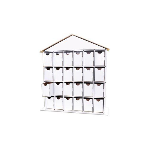 Playbox Adventskalenderhaus