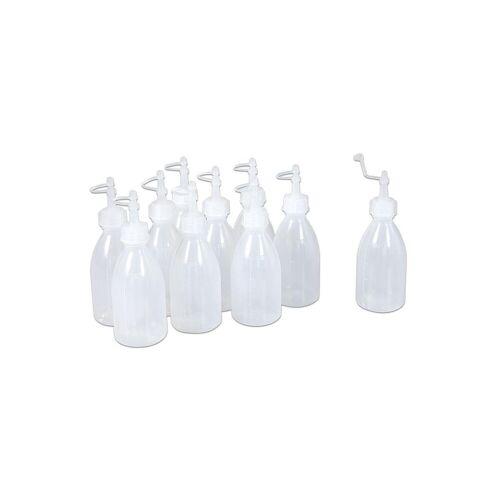 Betzold Leerflaschen im Set, 10 Stück