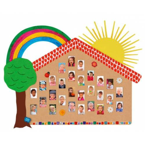 Betzold Passbild-Haus 'Das sind wir'