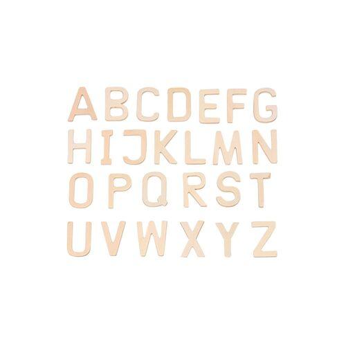 prohobb 26 Holz-Buchstaben A - Z