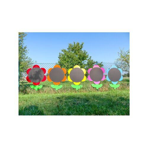 tts Blumen-Tafeln für In- und Outdoor, 5er-Set
