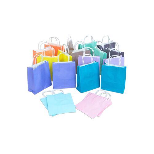 Betzold Papiertüten in Pastellfarben, 20 Stück