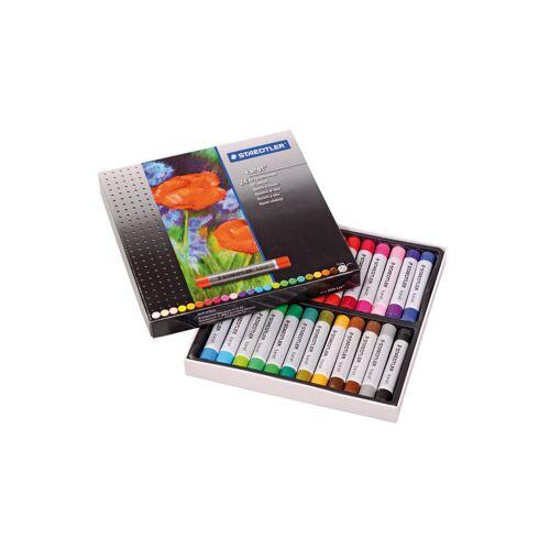 Staedtler Ölpastellkreide, Schachtel mit 24 Farben
