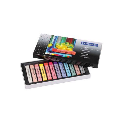 Staedtler Soft-Pastellkreiden karat, 12 Farben