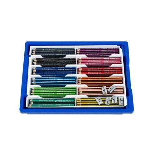 Staedtler Farbstifte - große Schulbox