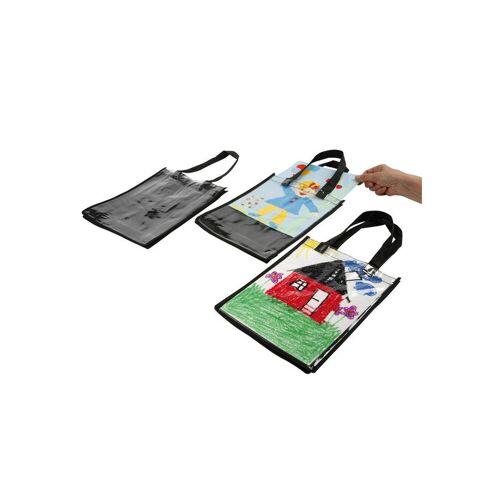 Creotime Kunststofftaschen-Set