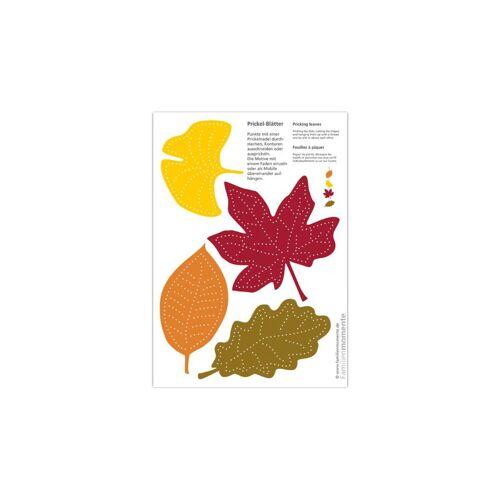 Betzold Prickelmobile Blätter, 10 Stück