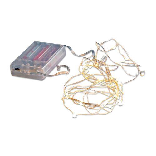 Idena Lichterkette 30er Micro LED für innen