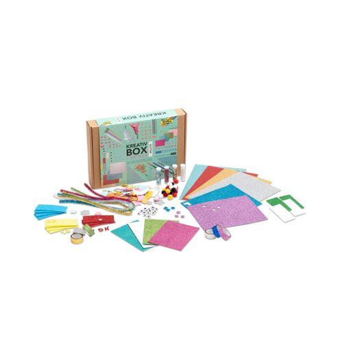 Folia Kreativ-Box Glitter