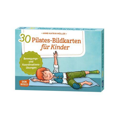 Don Bosco Pilates - 30 Bildkarten für Kinder