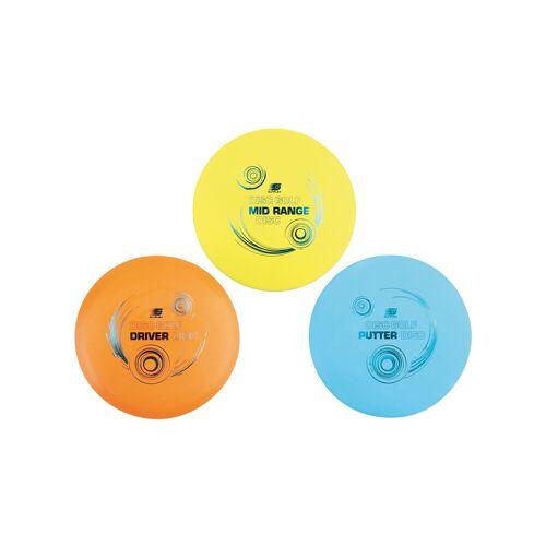 Sunflex Wurfscheiben-Set Disc Golf