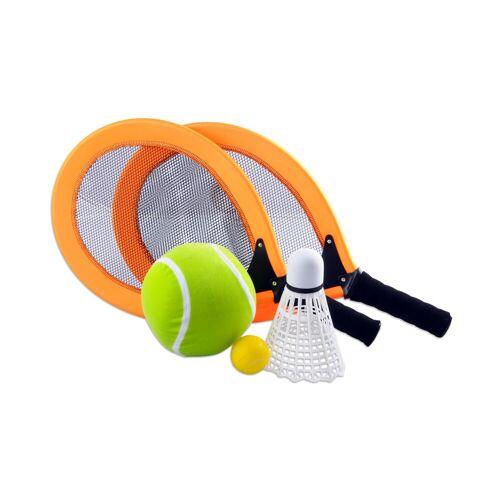 weible Spiele XXL-Soft-Badminton