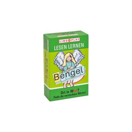 Lingo Play Lesespiele - 5 Lernspiele im Paket