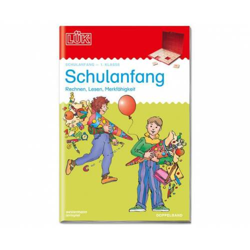 LÜK Schulanfang, 1. Klasse