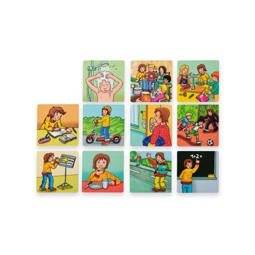 Betzold Mein Tag, magnetische Bildkarten