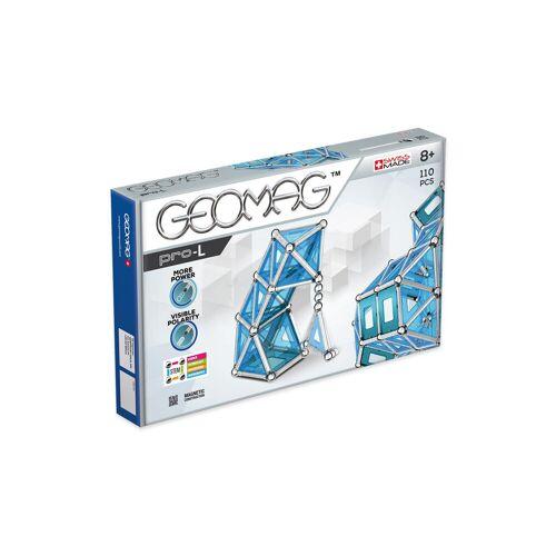 Geomag PRO-L 110, Geometrische Formen und Figuren bauen