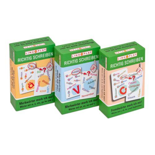 Lingo Play Merkwörter - 3 Lernspiele im Paket