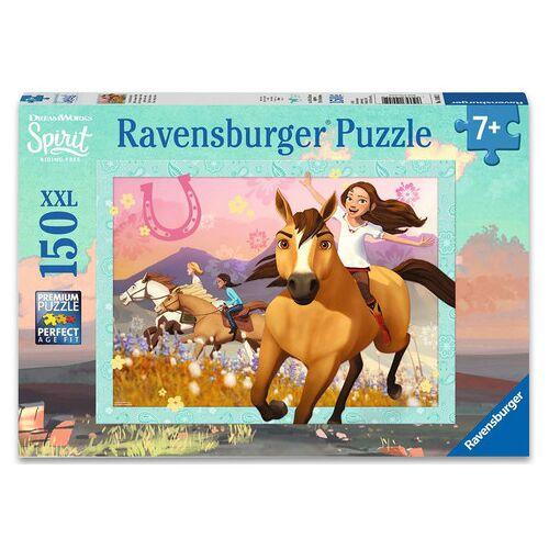 """Ravensburger Puzzle XXL """"Spirit: wild und frei"""", 150 Teile"""