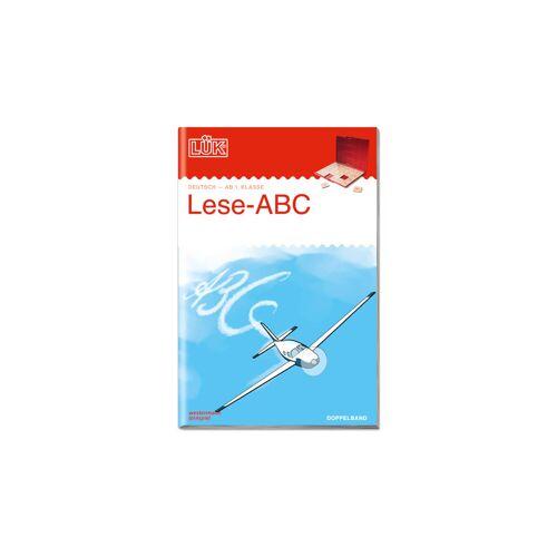 LÜK Lese-ABC, 1. Klasse, Doppelband
