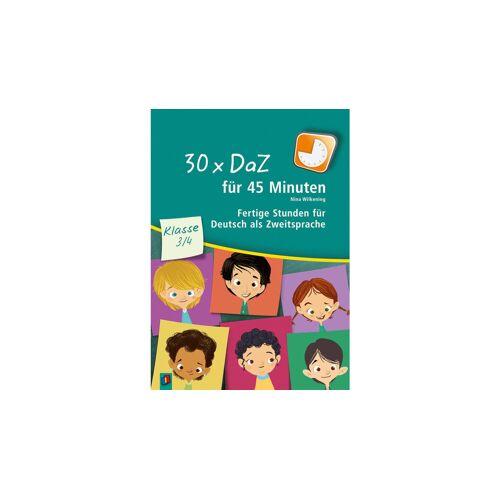 Verlag an der Ruhr 30 x DaZ für 45 Minuten - Klasse 3/4