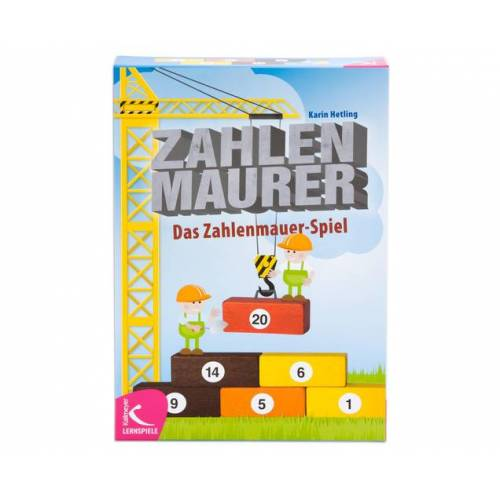 Kallmeyer Zahlenmaurer-Spiel