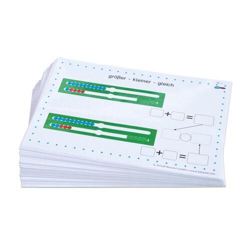 Betzold Karteikarten Duplix-Kartei 2: ZR bis 20