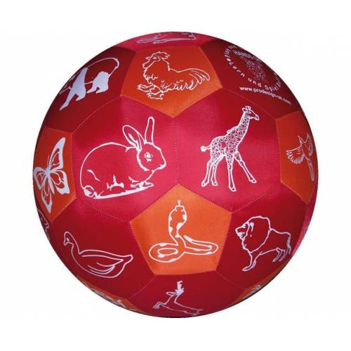 Betzold Lernspielball Tiere