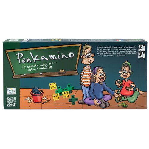 royal games Einmaleins-Spiel: Penkamino
