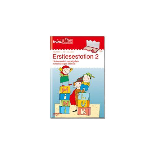 miniLÜK Erstlesestation 2, ab 1. Klasse