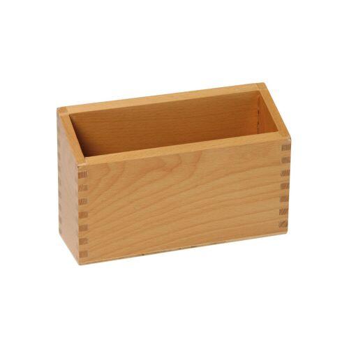 Betzold Holzbox für 10 Fühl- und Tastplatten