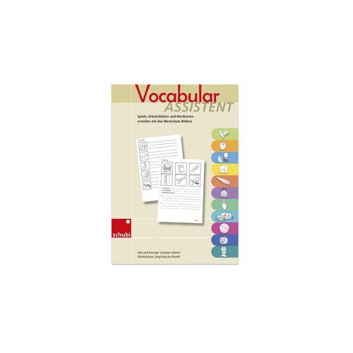 Schubi Vocabular ASSISTENT CD-ROM