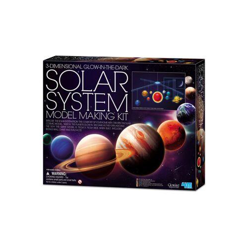 4M 3D Sonnensystem Bausatz