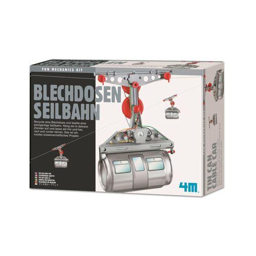 4M Blechdosen Seilbahn - Bausatz