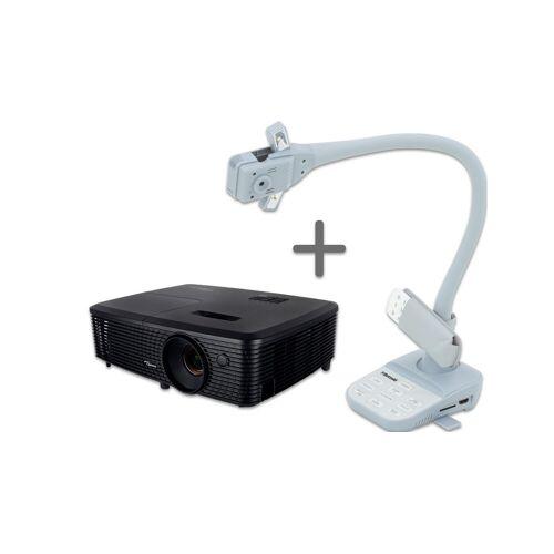 Betzold OHP 2.0 - Set:  Objektkamera X6A + Optoma Beamer W334e