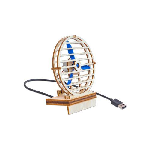 Sol-Expert Power USB-Ventilator, Lötbausatz