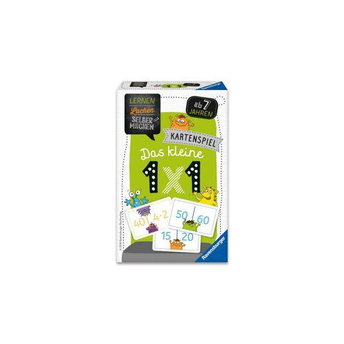 Ravensburger Kartenspiel - Das kleine 1x1