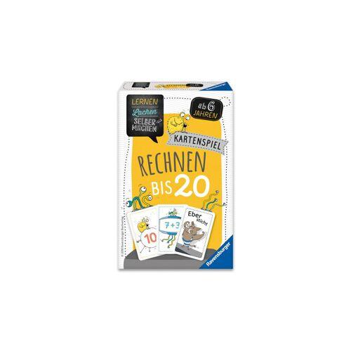 Ravensburger Kartenspiel Rechnen bis 20